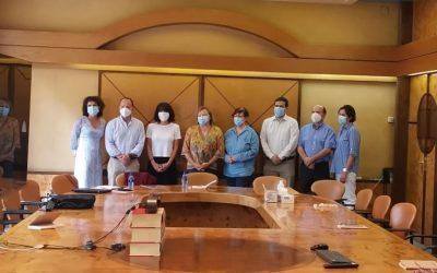 Rosa Menéndez se reúne con los directores de los centros asturianos del CSIC