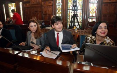 Borja Sánchez afirma que la descarbonización condiciona el presupuesto de ciencia