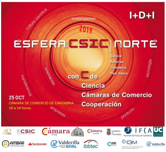 Esfera CSIC Norte: Mejorar la Salud a través de nuestros Datos. Nuevo Reto de Futuro (Cantabria)