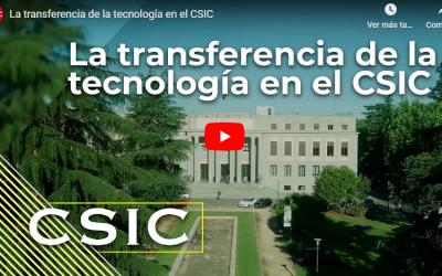 La trasferencia de la tecnología en el CSIC