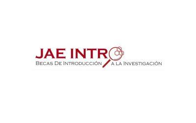 Convocatorias JAE Intro 2021