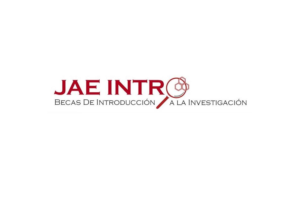 """Becas de Introducción a la Investigación para estudiantes universitarios """"JAE Intro ICU"""""""