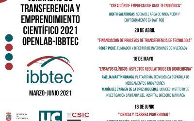 Jornadas de Transferencia y Emprendimiento Científico 2021 OpenLab–IBBTEC
