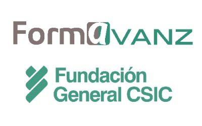 Vl Convocatoria Formavanz de ayudas para actividades formativas dirigidas a personal investigador del CSIC