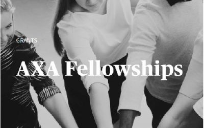 Convocatoria Interna para la Selección de candidatos del CSIC al Programa Fellowships de Axa Research Fund