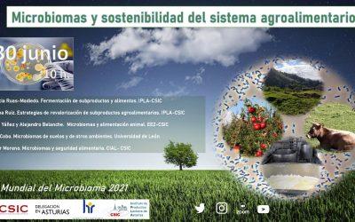 Día Mundial del Microbioma 2021 – 30 JUNIO