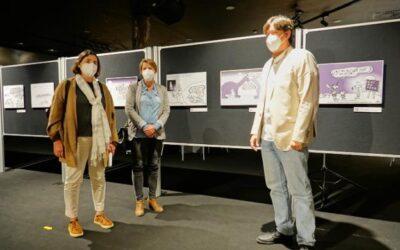La visión de la ciencia de Forges llega al Museo del Jurásico