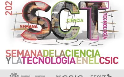 Semana de la Ciencia y la Tecnología 2021 | INCAR